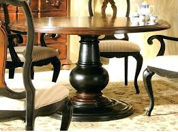 rustic round pedestal dining table 60 inch dining table with extension round pedestal dining table inch