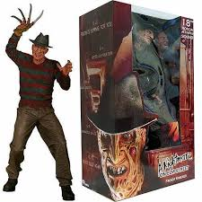 Neca Reel Toys A Nightmare On Elm Street Freddy Krueger 18