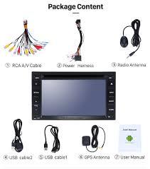 seicane android 5 1 1 radio gps navigation for 2005 2010 nissan