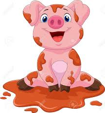 pig in mud stock photos royalty free pig in mud images and pictures
