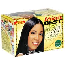 africa u0027s best no lye dual conditioning relaxer system regular
