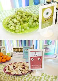 monter cuisine monsters inc themed birthday monsters food and birthdays