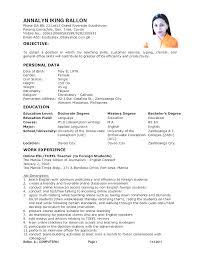 resume exles for jobs pdf to jpg modern teaching job resume sles pdf best photos of teacher