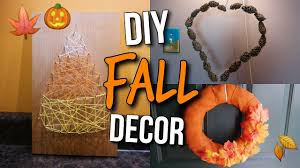 autumn decorations diy fall room decor easy autumn decorations