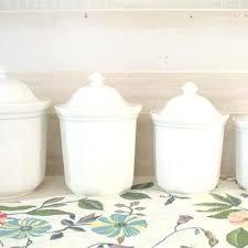 white kitchen canister sets ceramic kitchen canister sets ceramic kitchen canisters white