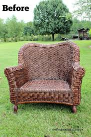 trend how to paint wicker furniture brown 96 about remodel awesome