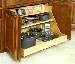 under cabinet pull out drawers slide out pantry shelves pull out pantry cabinet full size of