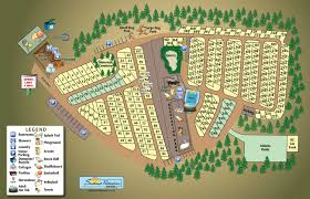 Rhode Island On Map Resort Map Ashaway Rv Resort In Bradford Rhode Island