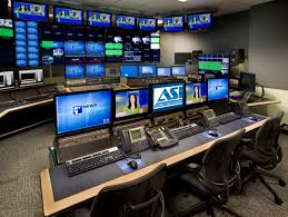 Control Room Desk Dispatch Console Control Room Furniture Design Manufacturer