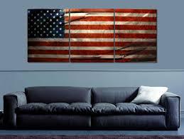 american glory modern patriotic wall art abstract american