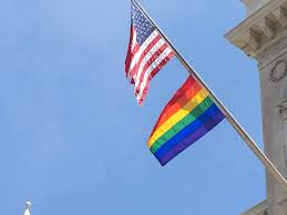 Rainbow Pride Flag After Narrow Vote Clifton Will Raise Rainbow Flag For Lgbt Pride