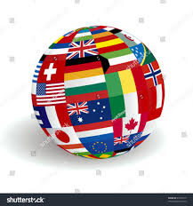 Flag Com Vector Global World Flags Stock Vektorgrafik 22762915 Shutterstock