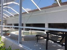 Hurricane Awnings Roll Shutters Hurricane Protection Fort Myers Fl