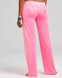 Juicy Couture Home Decor Juicy Couture Original Leg Velour Pants With Logo Bloomingdale U0027s