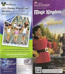 Magic Kingdom Disney World Map by Magic Kingdom Guidemaps