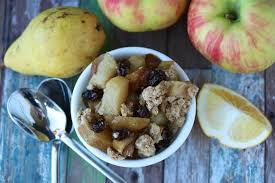 apple pear crumble apple pear cobbler gluten free vegan clean eating kitchen
