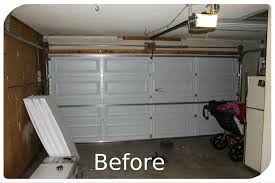 garage door wall and attic insulation ecosystems insulaton 623