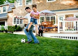 Kids Playing Backyard Football Do Stepfathers Have Rights Livestrong Com