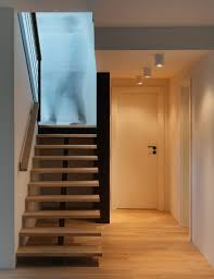 this apartment interior was designed with a slide into living