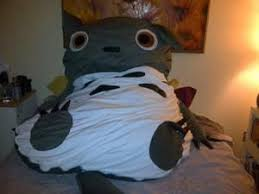 Giant Totoro Bed Giant Totoro Bed