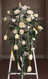 Calla Lily Flower Delivery - funeral flower delivery sprays radford florists flowers