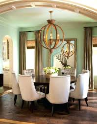 Crystal Chandelier Dining Room Bronze Dining Room Chandelier U2013 Engageri