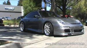 porsche 911 gt3 modified modified porsche 997 carrera s gt3 aerokit acceleration youtube