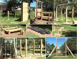 backyard obstacle course ideas for adults backyard