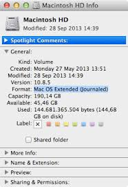 format hard drive to ntfs on mac preparing an external hard drive for use with mac os x