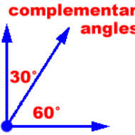 complementary and supplementary angles tutorial sophia learning