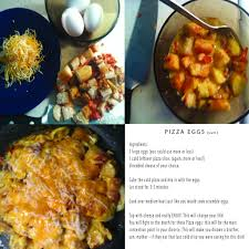 How To Make Really Good Scrambled Eggs by Pizza Eggs Something To Try With Leftover Pizza Besides Topping