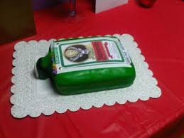 dliteful creations and designs jager cake for friend u0027s surprise