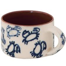 Coffee Mugs For Sale Ceramic Mugs For Sale Crab Nautical