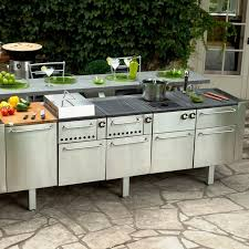 Outdoor Kitchen Cabinet Kits by Kitchen Prefab Modular Outdoor Kitchen Kits With Stainless Steel