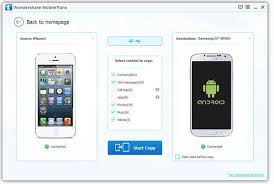 how to transfer everything from android to android 3 ways to transfer contacts from iphone to samsung galaxy s8 7 s6 note