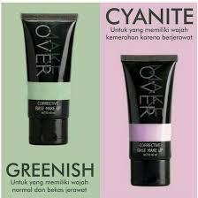 Corrective Base Makeup Makeover makeover membeli makeover harga terbaik di indonesia www lazada