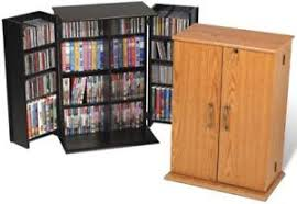 Dvd Storage Cabinet Prepac Cd Dvd Storage Cabinet W Lock 376 Cd 192 Dvd New Ebay