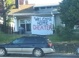 Welcome Home Meme - welcome home cheater cheater funny pictures and hilarious
