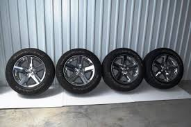 dodge ram 1500 wheels and tires dodge ram 1500 20 inch chrome clad oem factory rims tire package