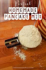 Pancake Flour Best 25 Pancake Mix Homemade Ideas On Pinterest Homemade