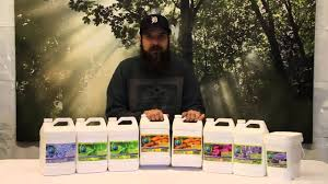 how to use the cultured solutions nutrient line youtube