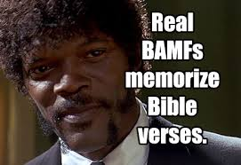 Pulp Fiction Memes - pulp fiction is still relevant one crazy bible