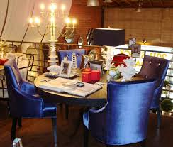 blue dining room chairs dinning dining stools black leather dining chairs metal kitchen