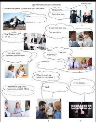 25 free esl interviews worksheets 12 free esl job interviews