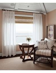 Privacy Sheer Curtains 38 Best Window Treatments That Provide Privacy And Let In Light