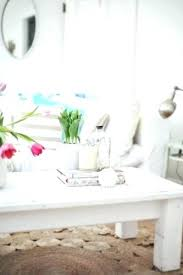 how to decorate a side table in a living room bedside table decor traciandpaul com