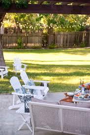 domestic fashionista backyard summer entertaining women u0027s group