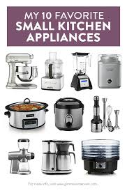 small appliances for small kitchens my 10 favorite small kitchen appliances gimme some oven