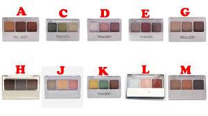 Warna Eyeshadow Wardah Yang Bagus review dan harga eyeshadow wardah paling oke cosmo cantik