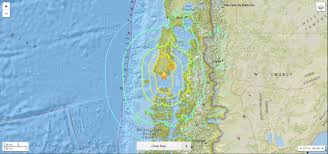 Earthquake Map Usgs Geolog Shaking On Christmas Day What We Know About The 7 6 M